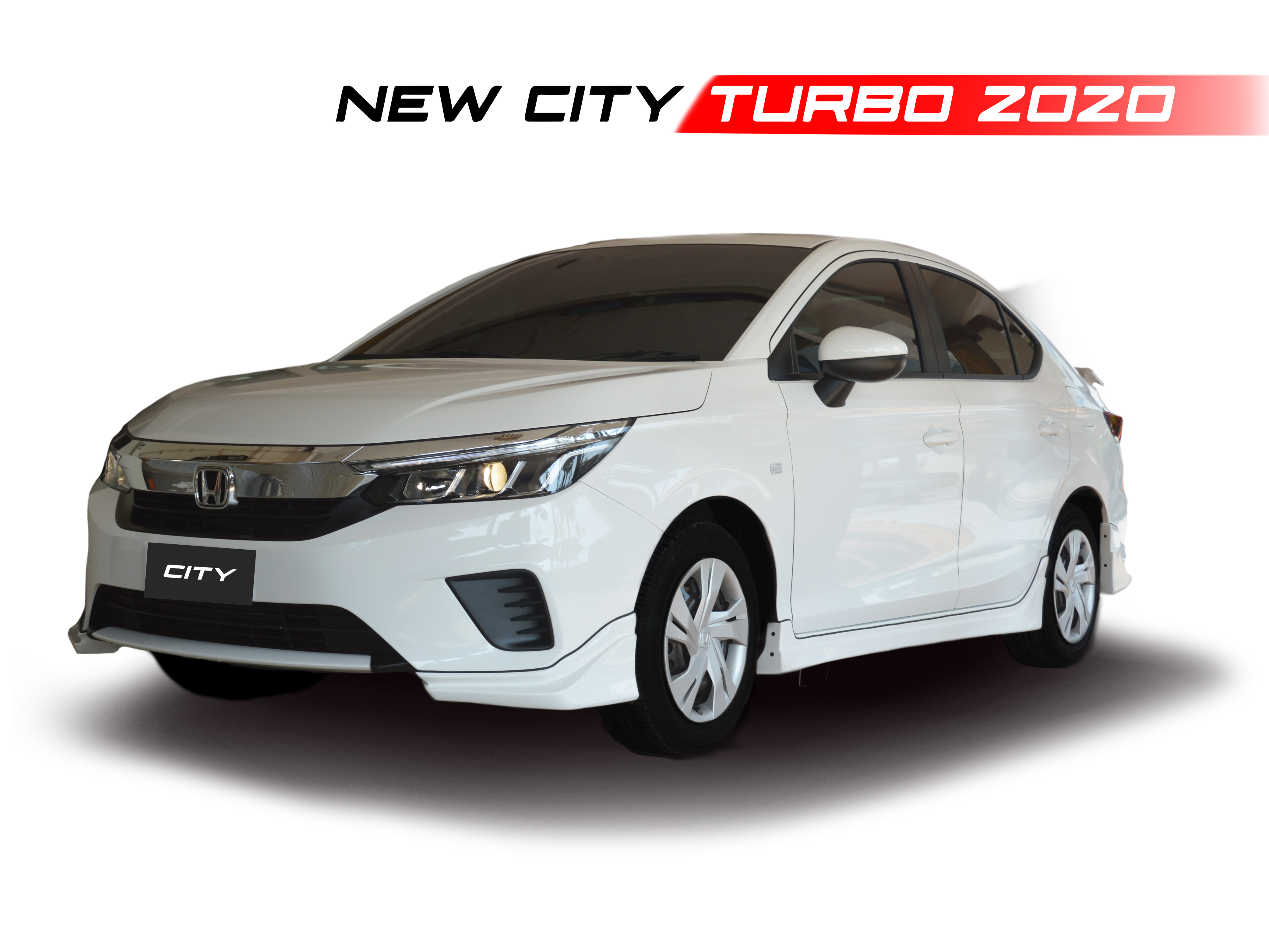 ชุดแต่ง NEW CITY TURBO 2020 (ทรงศูนย์)