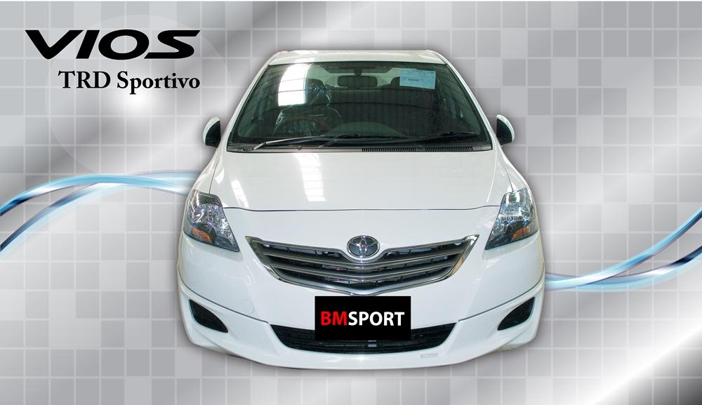 ชุดแต่ง TOYOTA VIOS TRD Sportivo