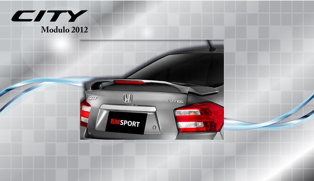 ชุดแต่ง HONDA City Modulo 2012