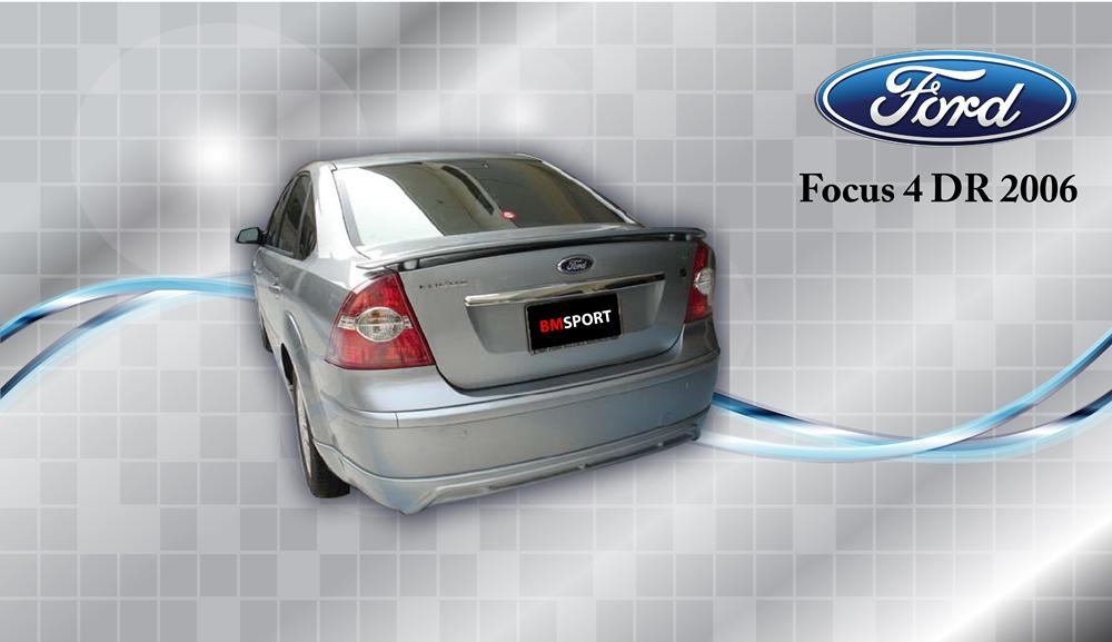 ชุดแต่ง FORD FOCUS 4 ประตู 2006