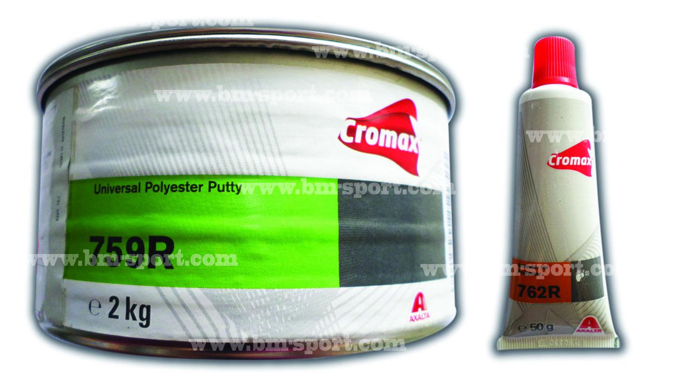 Cromax 759 ขนาด 2 Kg. และ Cromax 762R ขนาด 50 g.