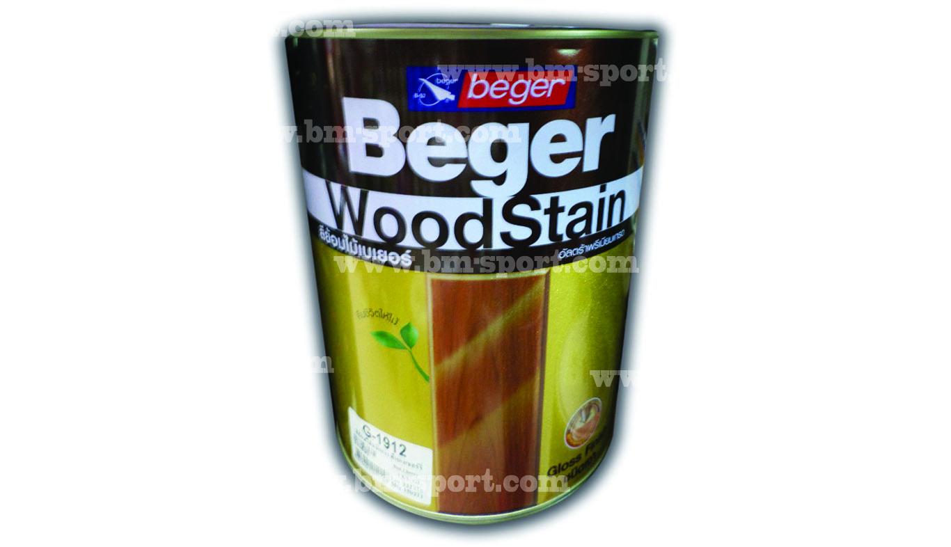 Beger Wood Stain ขนาด 3.785 ลิตร