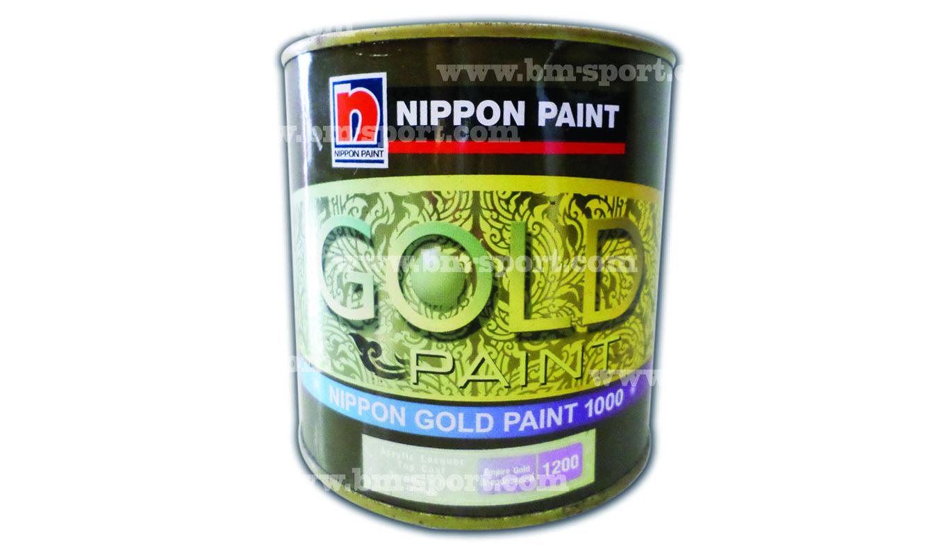 NIPPON GOLD PAINT 1000 ขนาด 0.946 ลิตร