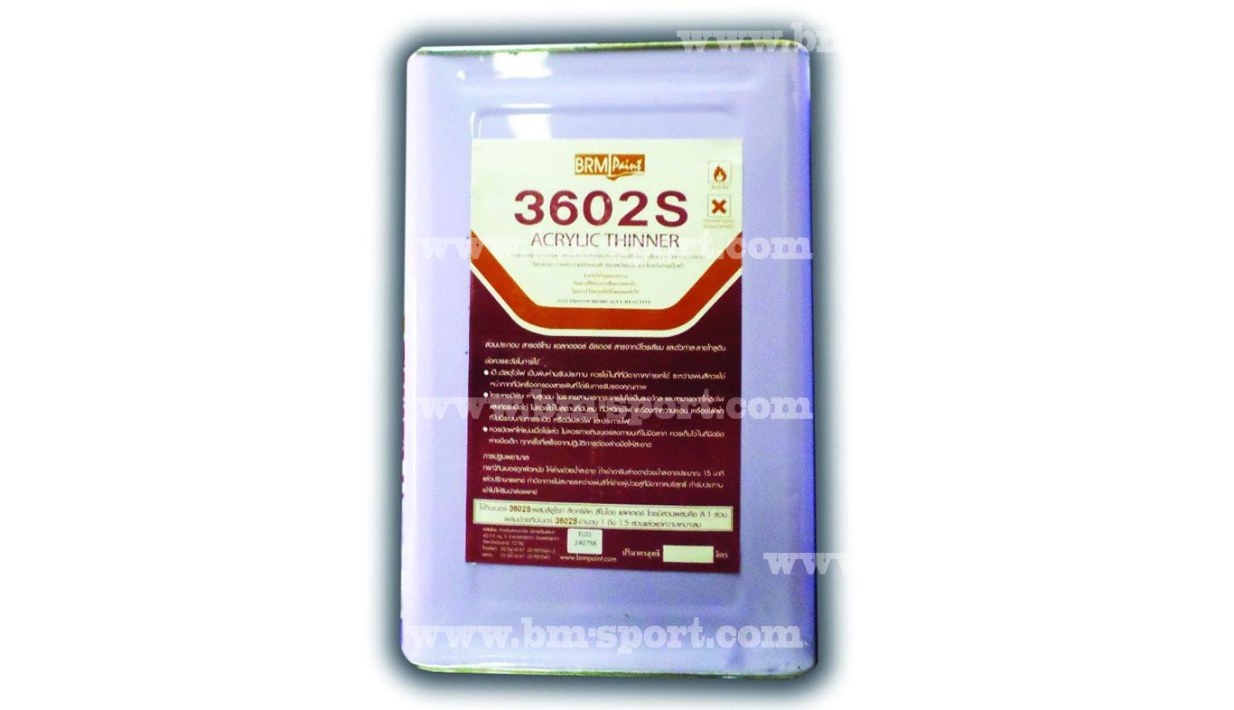 3602 S Crylic Thinner