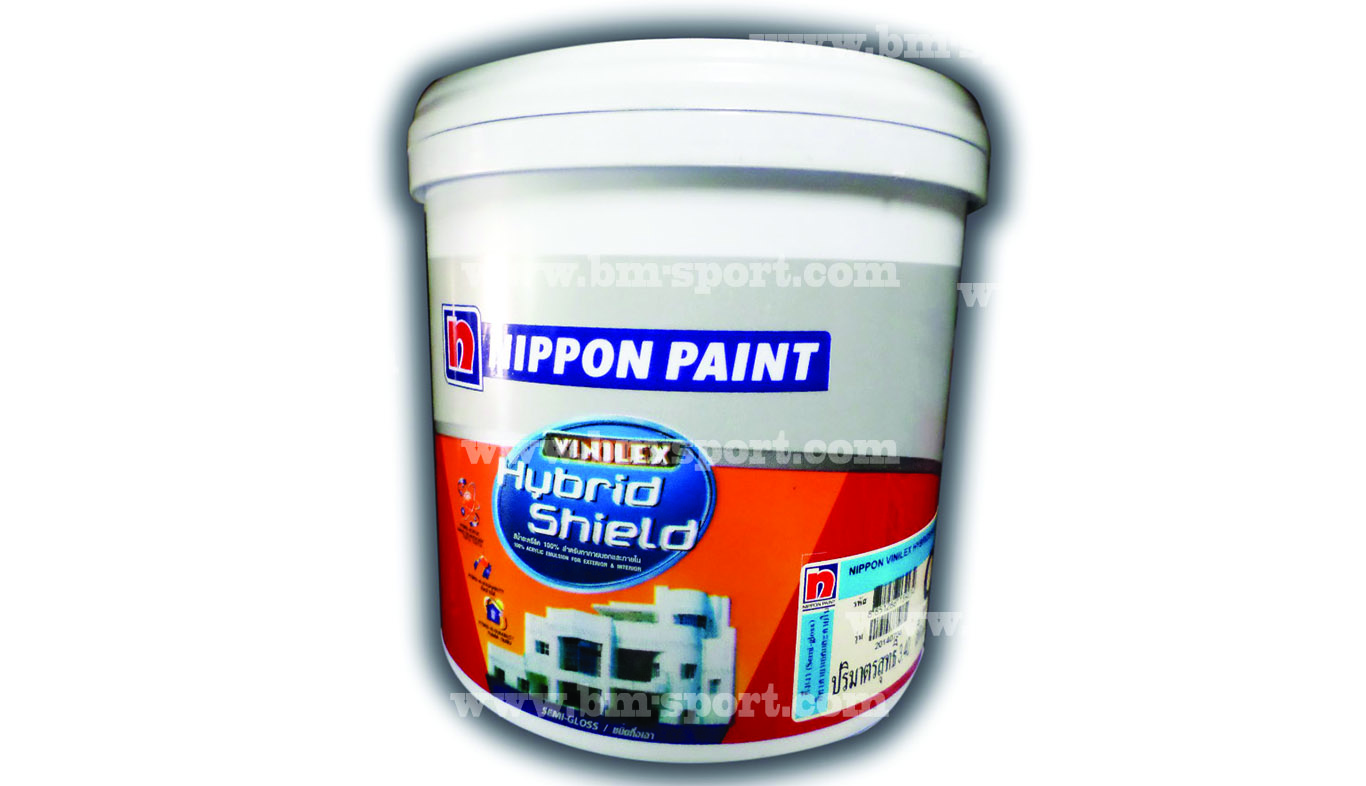 NIPPON PAINT Vinilex Hybrid Shild ขนาด 3.40 ลิตร