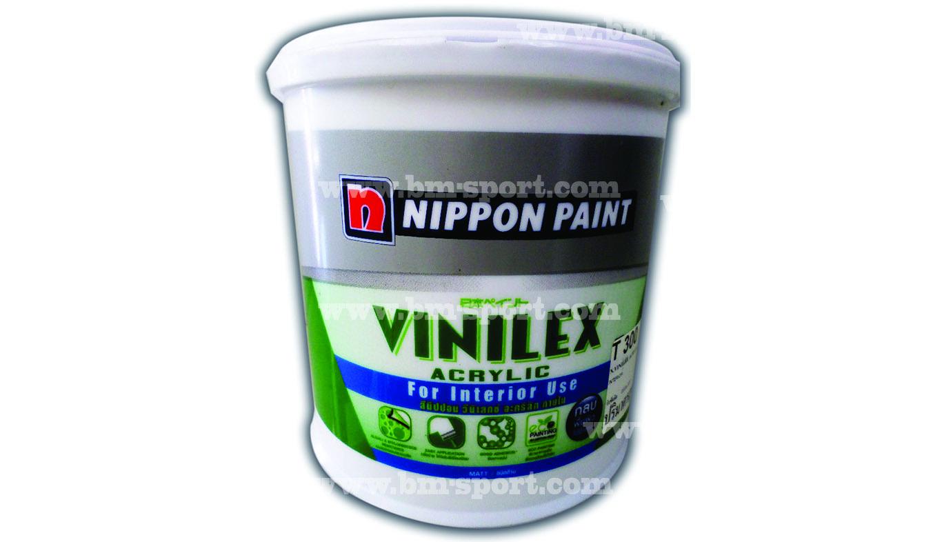 NIPPON PAINT VINILEX ACRYLIC ทาภายใน ขนาด 3.785 ลิตร