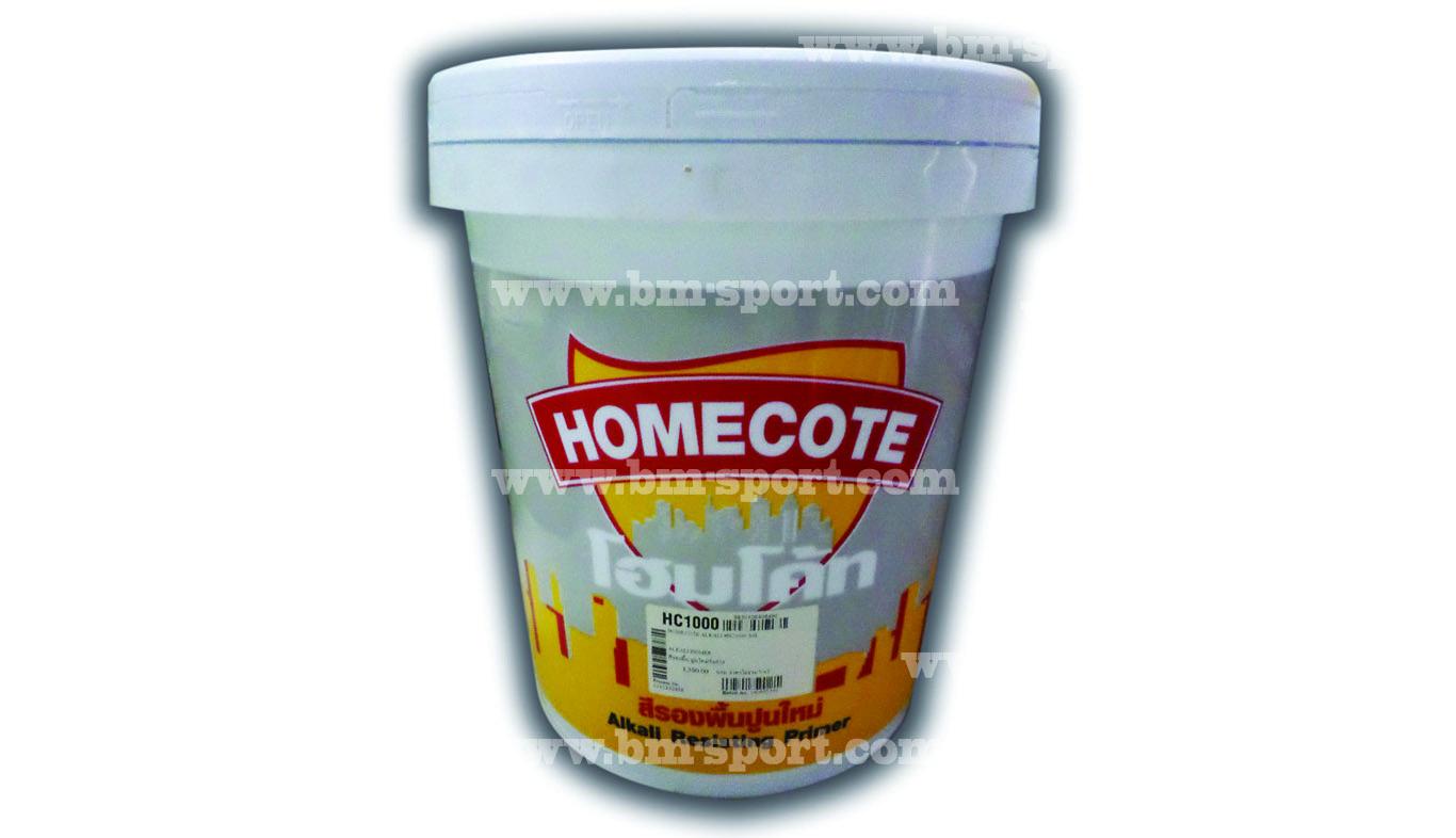 HOMECOTE สีรองพื้นปูนใหม่ ขนาด 5 GL.