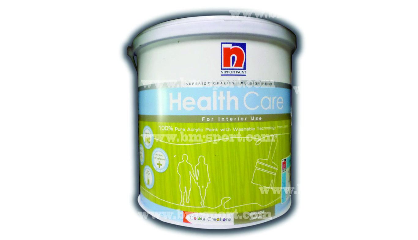 NIPPON PAINT Health Care For Interior Use ขนาด 3.54 ลิตร และขนาด 9.05 ลิตร