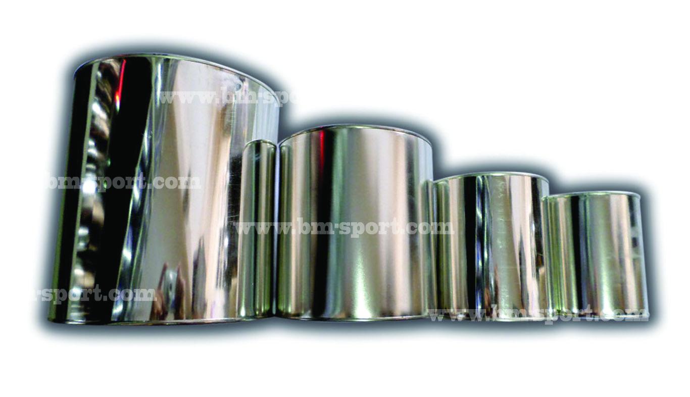 กระป่องแกลลอนเปล่าพร้อมฝา ขนาด 1 กล. 1-2 กล. 1-4 กล. 1-8 กล.