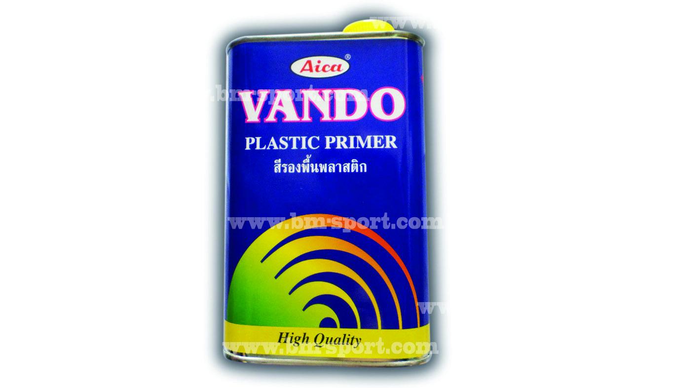 VANDO Plastic Primer สีรองพื้นพลาสติก