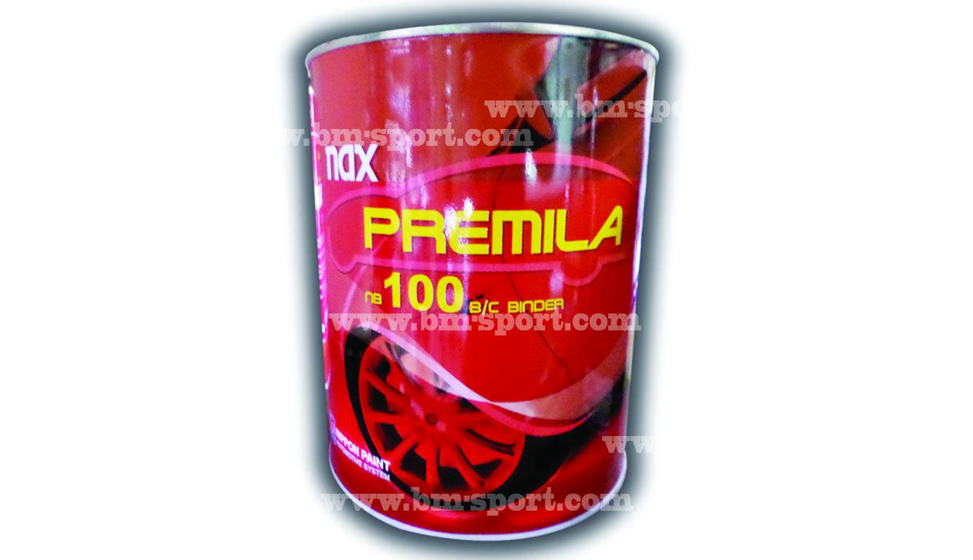 NAX Premila NB100 B-C Binder ขนาด 4 ลิตร