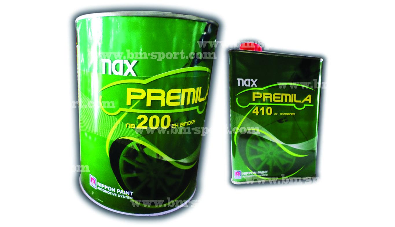 NAX Premila NB200 2H+Hardener