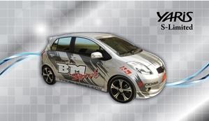 ชุดแต่ง TOYOTA YARIS  S-limited