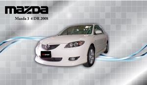 ชุดแต่ง MAZDA3 (4ประตู) 2008