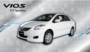 ชุดแต่ง TOYOTA VIOS GT Sportivo