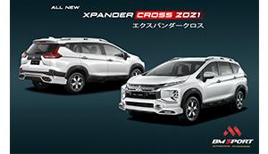 ชุดแต่งรอบคัน XPANDER CROSS 2021