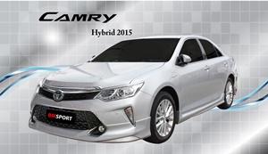 ชุดแต่ง Camry Hybrid 2015