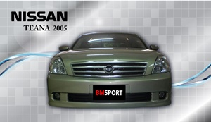 ชุดแต่ง NISSAN TEANA 2005