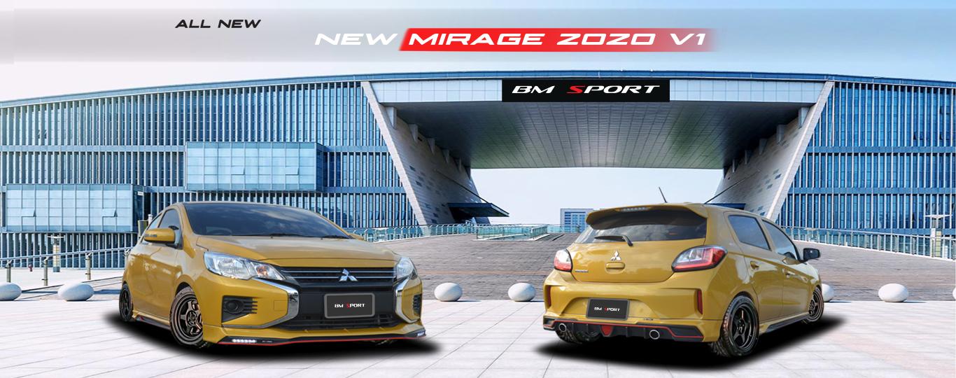 ALL NEW  MIRAGE 2020 v1