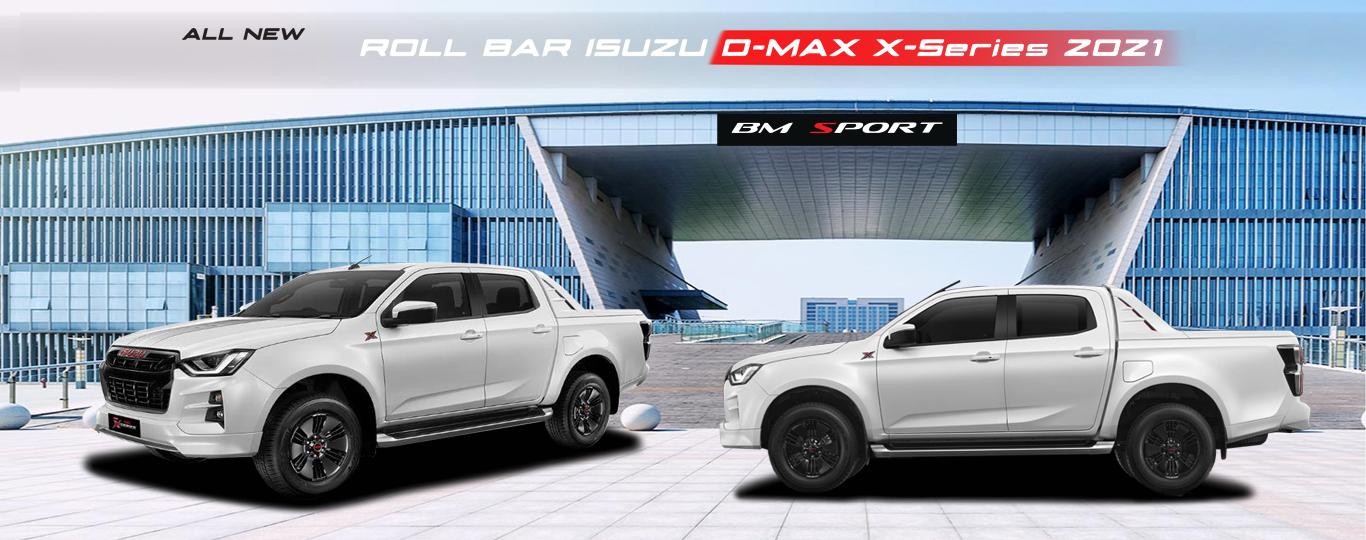 ROLL BAR D-MAX 2020