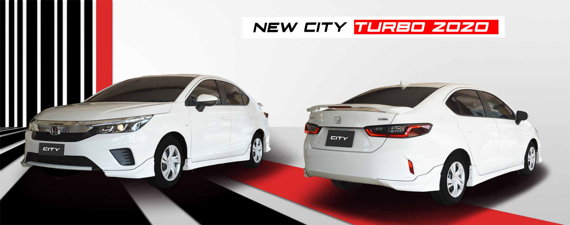 ALL NEW  CITY TURBO 2020