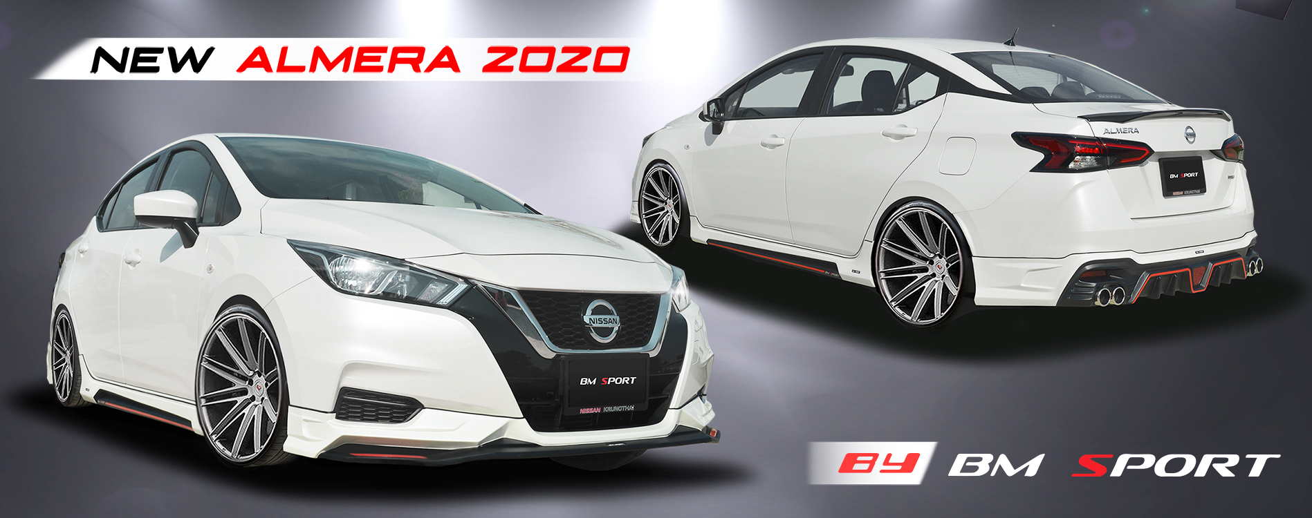 ALL NEW  ALMERA TURBO 2020