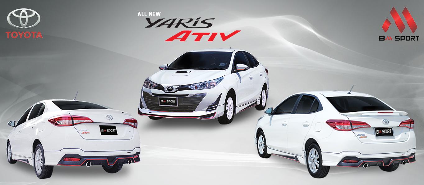 NEW YARIS ATIV 2017