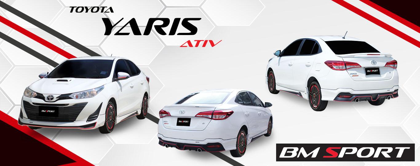 YARIS ATIV 2017